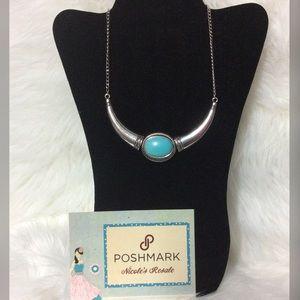 Paparazzi Necklace Turquoise